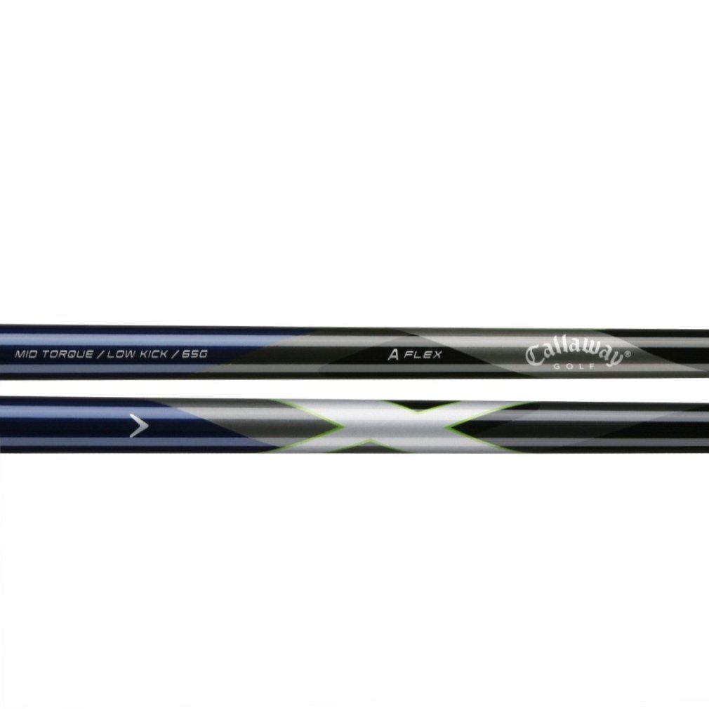 Callaway X-22 Graphite Iron Shafts