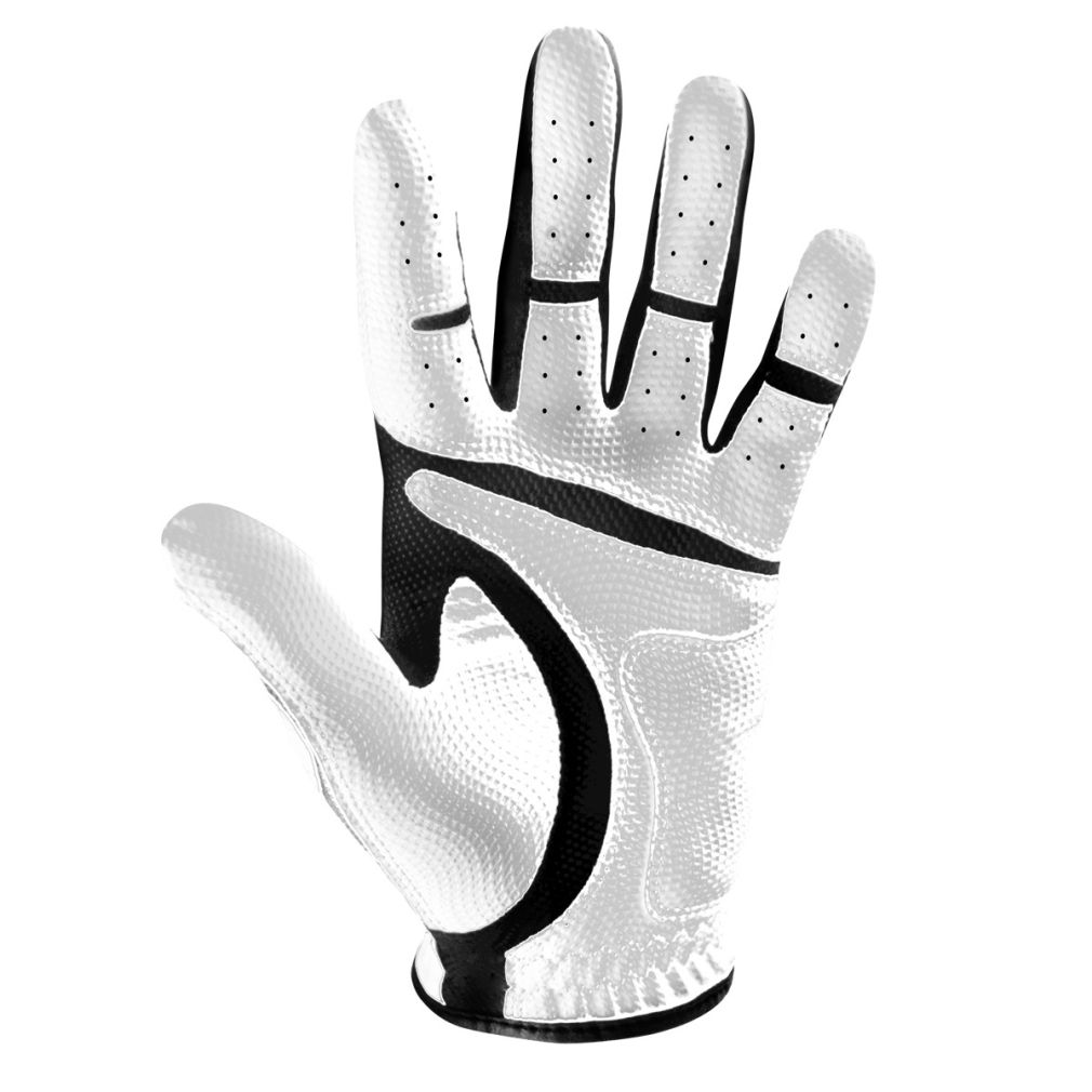 Powerbilt Men's One-Fit Golf Gloves, Right Hand Player