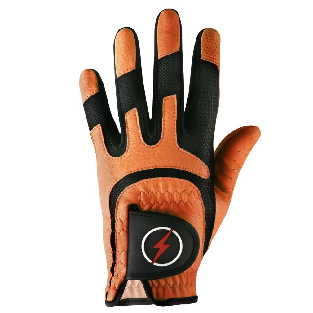 Powerbilt Men's One-Fit Golf Gloves, Left Hand Player