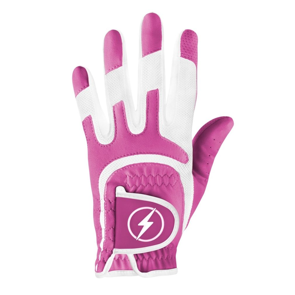Powerbilt Ladies One-Fit Golf Gloves, Left Hand Player