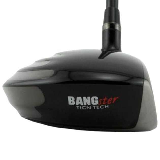 Bang Golf Bangster Maraging TiCN Fairway Wood Heads