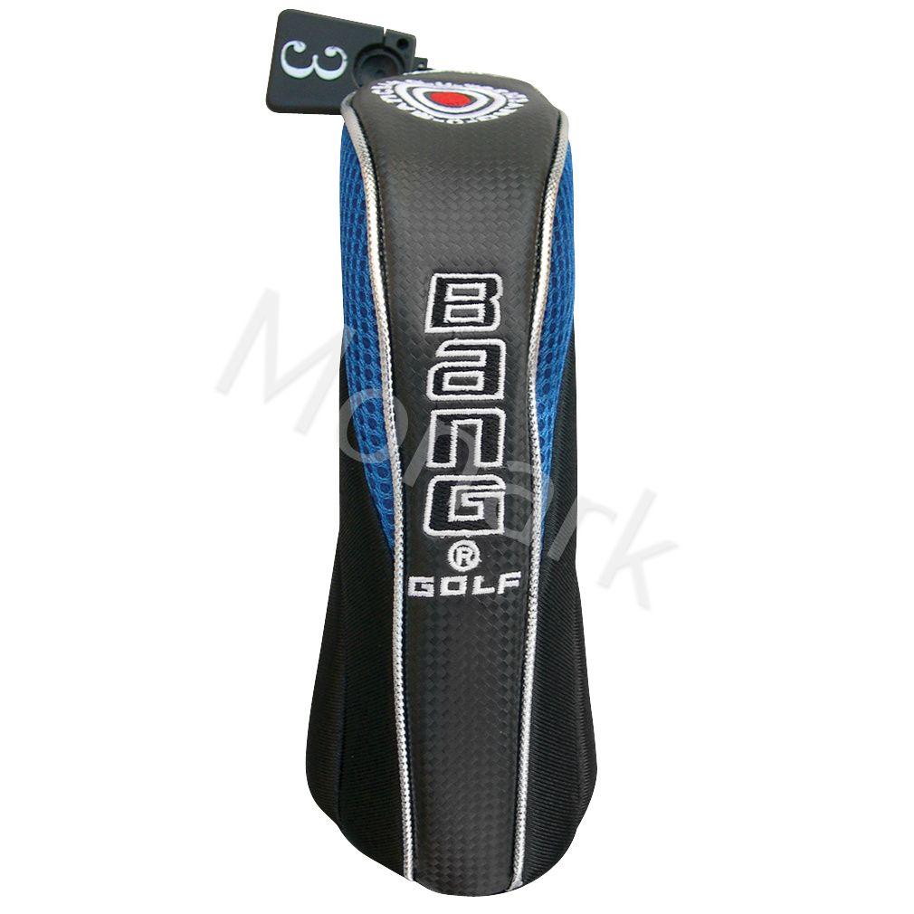 Bang Golf Bang-O-Matic Maraging Hybrid Head