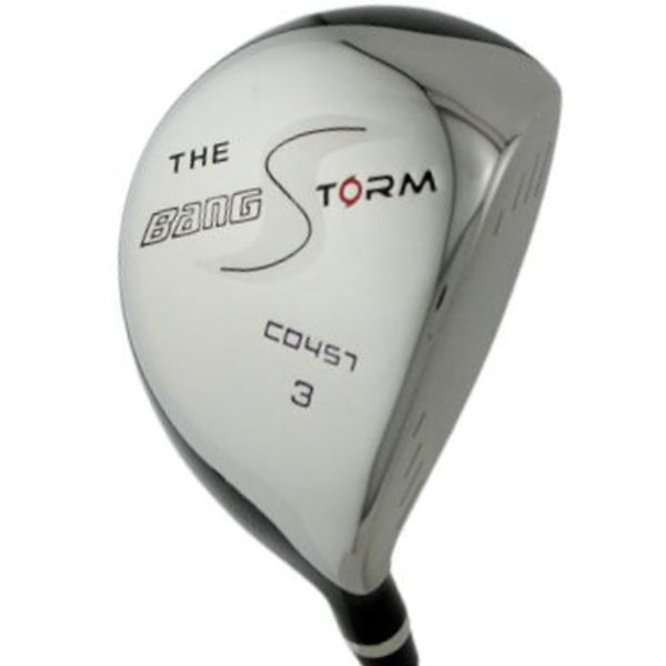 Custom-Built Bang Golf Storm Maraging Fairway Wood