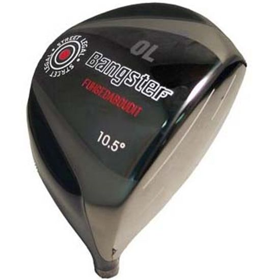 Custom-Built Bang Golf Bangster 430 TICN Beta Titanium Driver