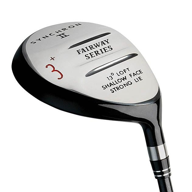 Custom-Built Synchron II Fairway Wood