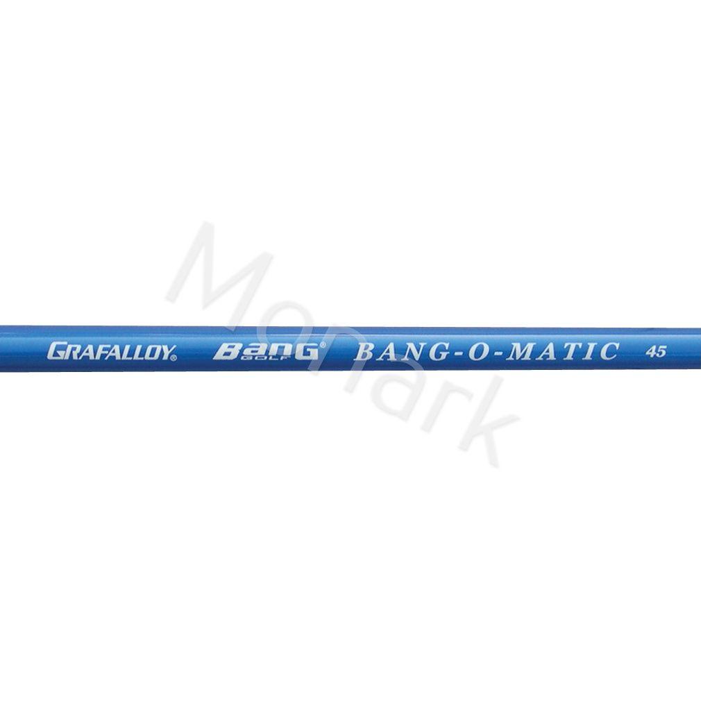 Bang Golf Grafalloy Bang-O-Matic Graphite Wood Shaft