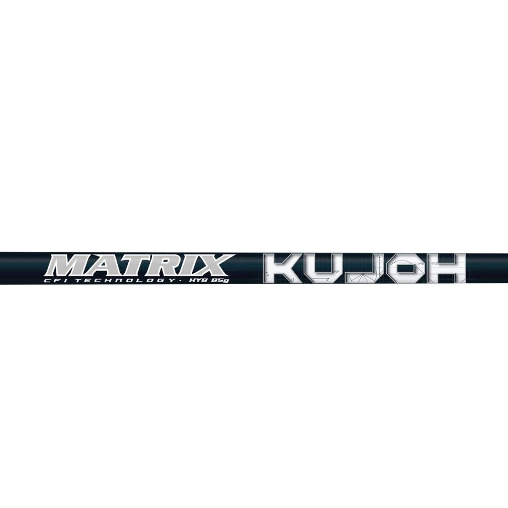 Matrix Kujoh 85 Hybrid Graphite Shafts