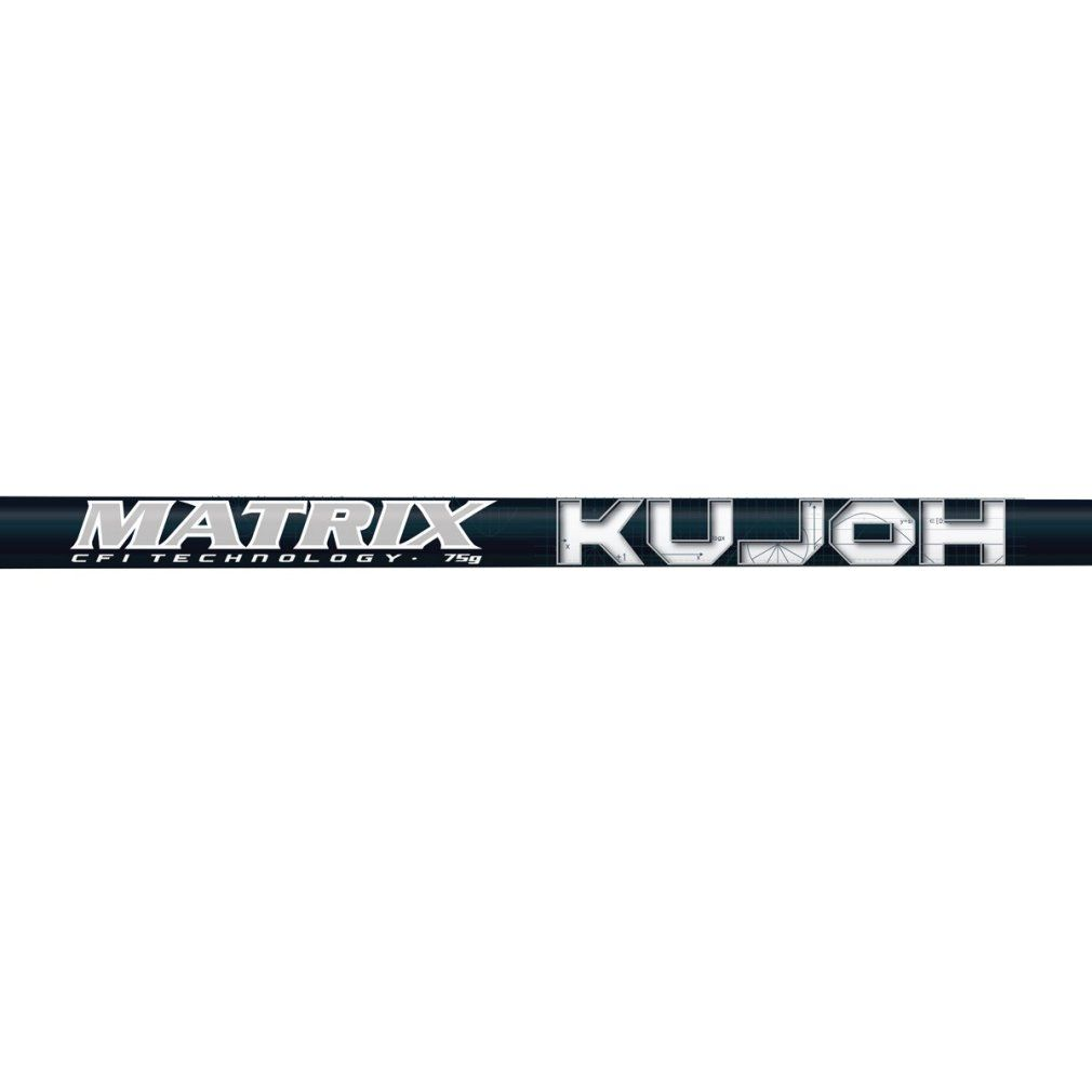 Matrix Kujoh 75 Graphite Iron Shafts
