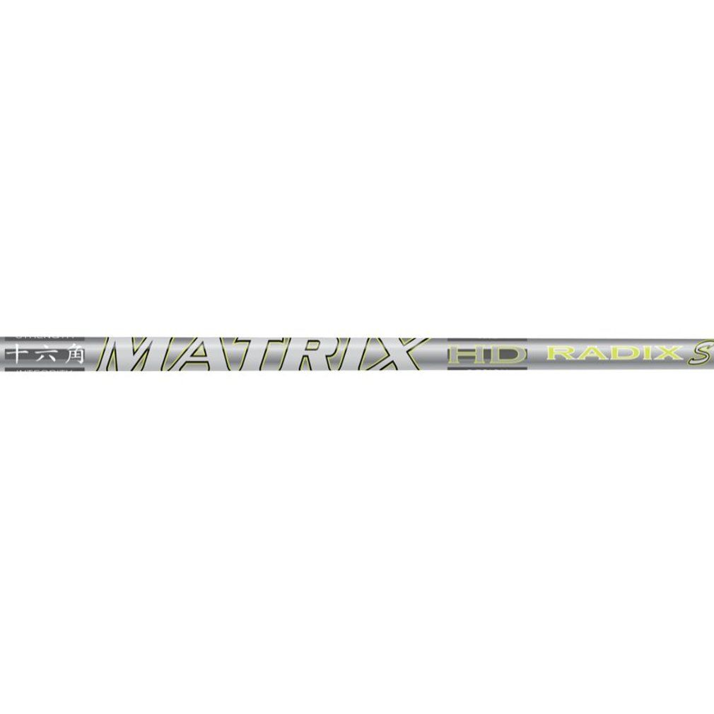 Matrix Radix S6 Graphite Wood Shafts