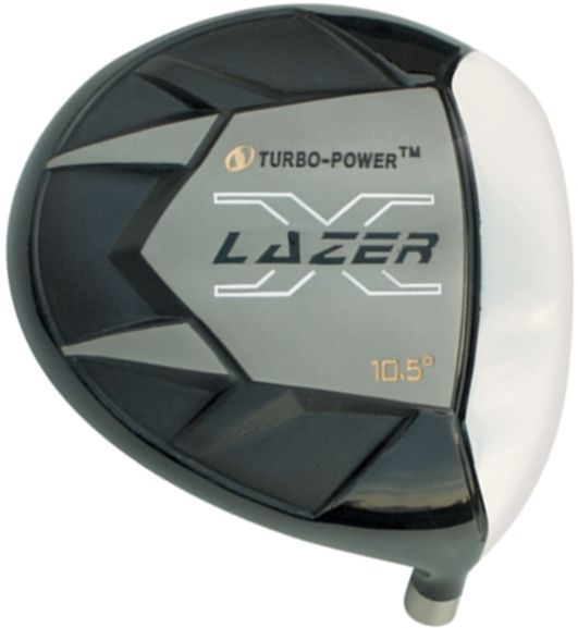 Turbo Power Lazer-X Titanium Driver Head