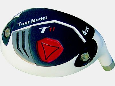 Built Tour Model T11 White Hybrid 4-Club Graphite Set