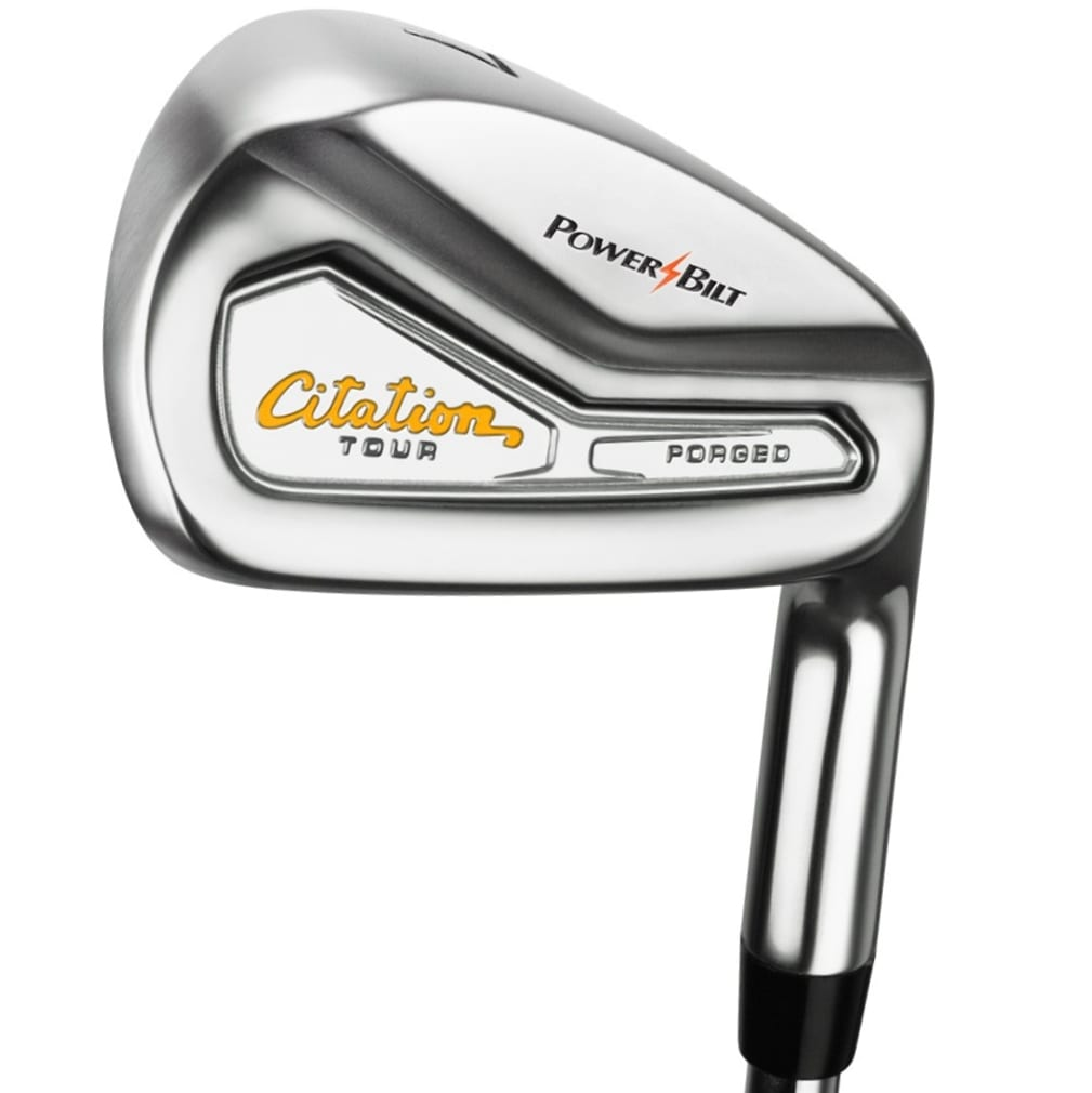 Powerbilt Citation Tour Forged Iron Heads - Set #4-GW