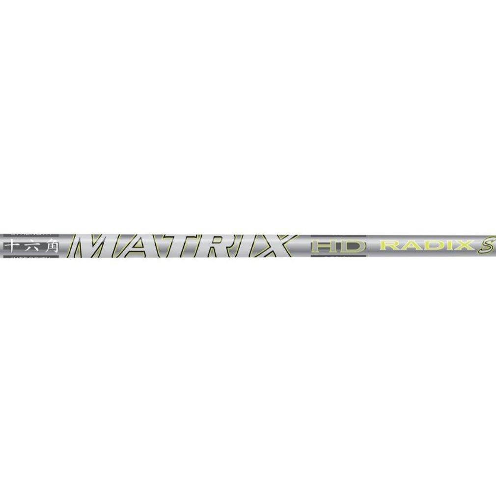 Matrix Radix HD 8N Graphite Wood Shaft