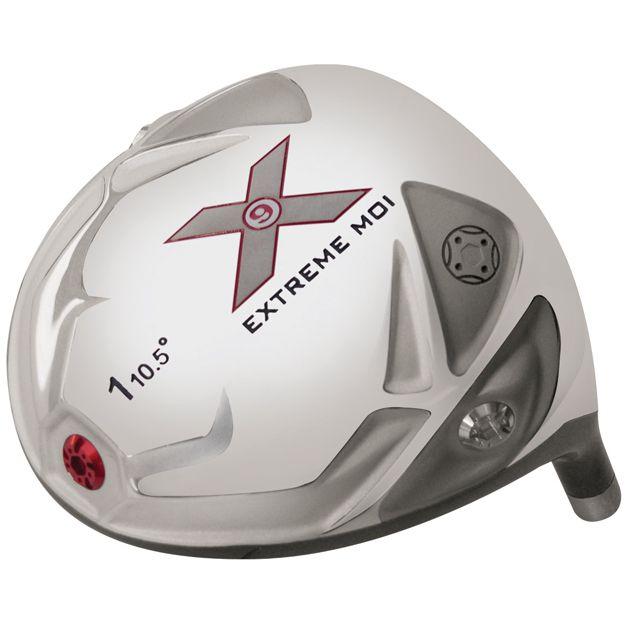 X9 Tri Extreme MOI Titanium Driver Head RH
