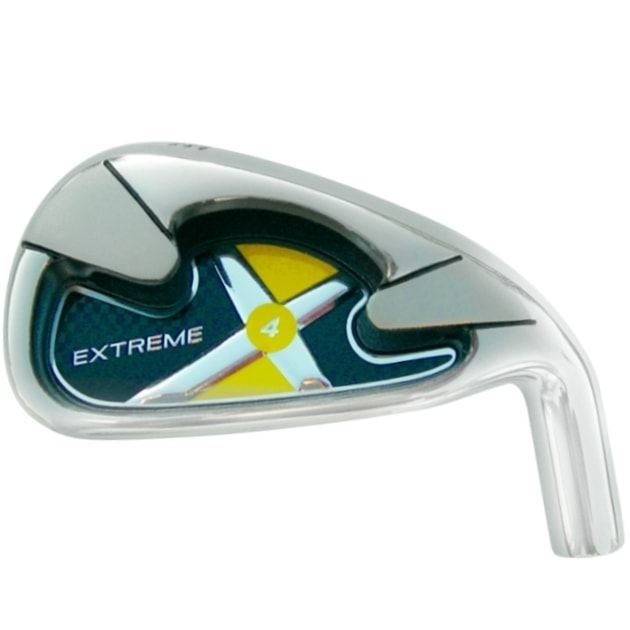 Custom-Built Extreme X4 Iron Set