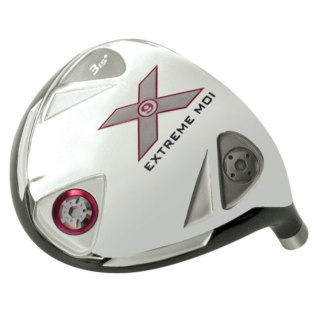 X9 Extreme MOI Fairway Wood Head Left Hand