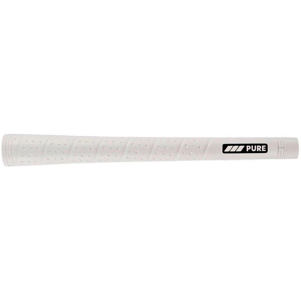 Pure Grips P2 Wrap Midsize White Golf Grips
