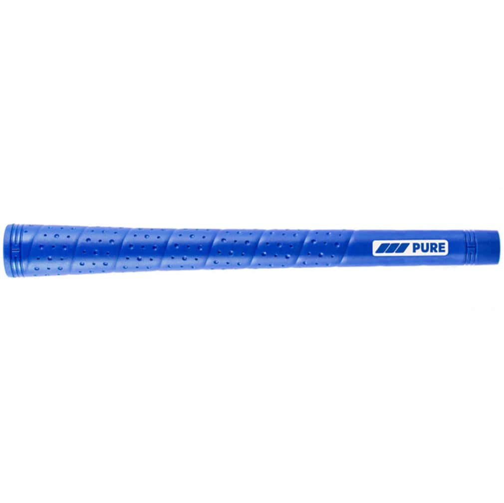 Pure Grips P2 Wrap Midsize Blue Golf Grips