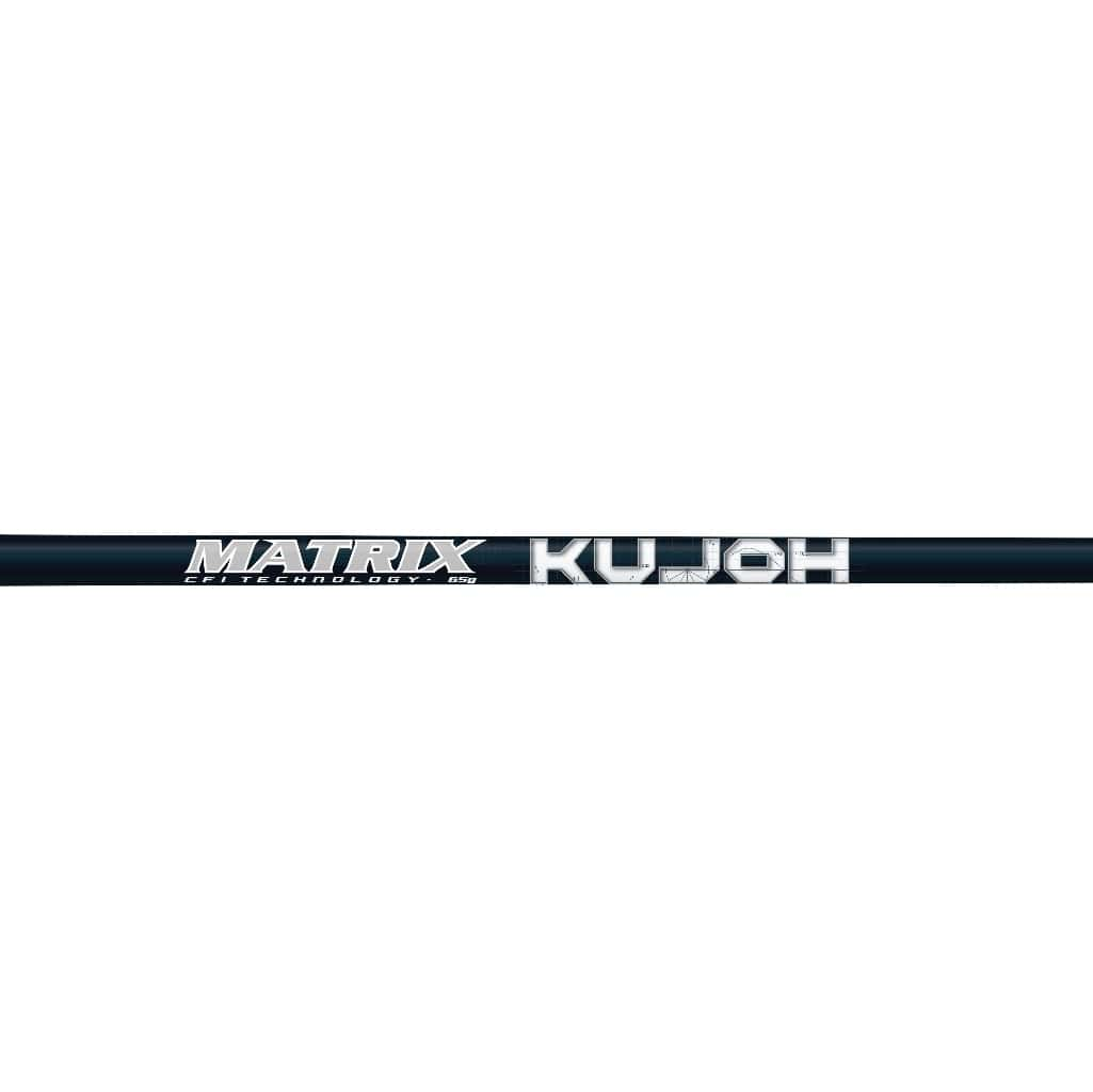 Matrix Kujoh 65 Graphite Wood Shafts