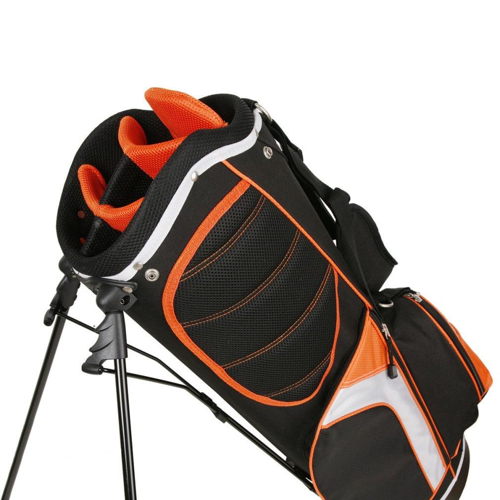 Powerbilt Santa Rosa Black/Green Stand Golf Bag