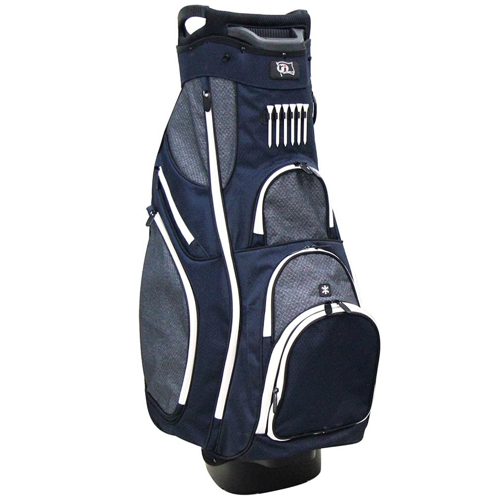 RJ Sports OX-820 Cart Bag - Navy/Grey