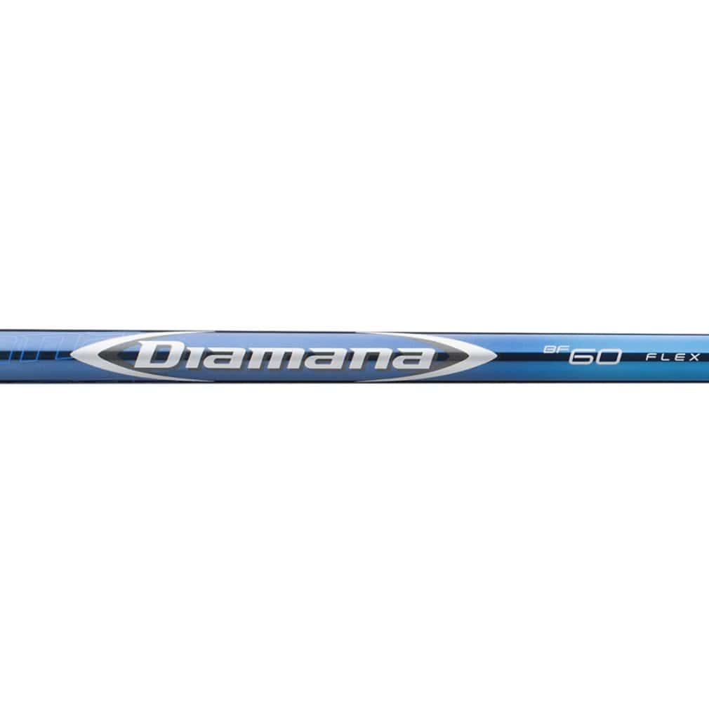 Mitsubishi-Rayon Diamana BF Series Graphite Wood Shafts
