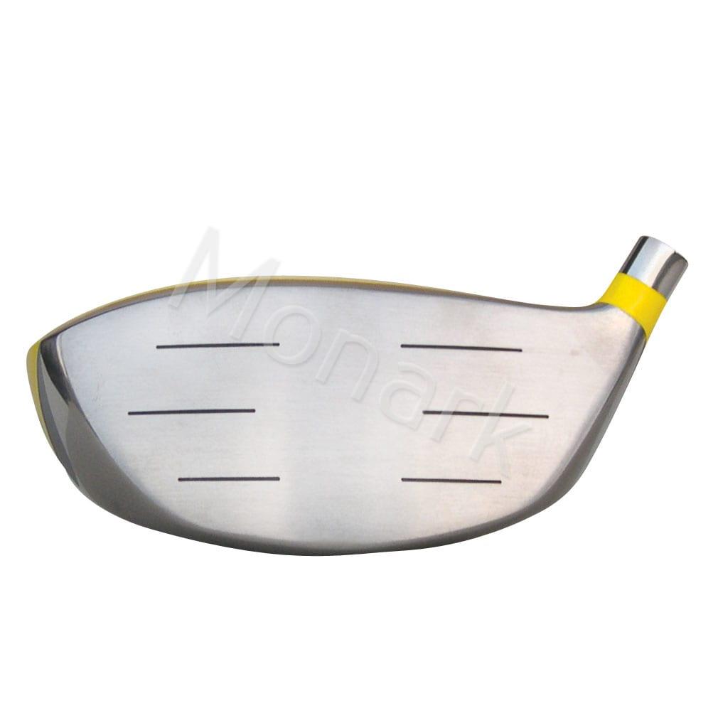 Bang Golf Big Bang Japan 470 Yellow Titanium Driver Head
