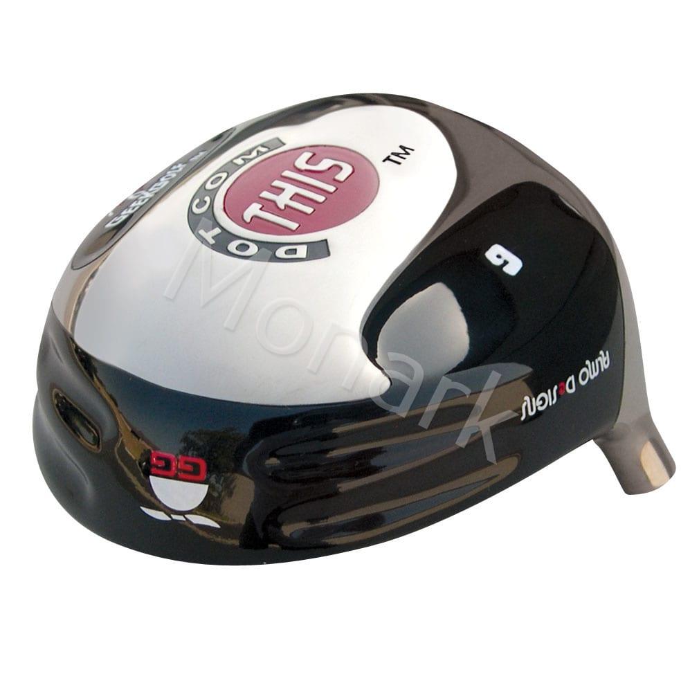 Geek Golf Dot-Com-This Titanium Driver Head