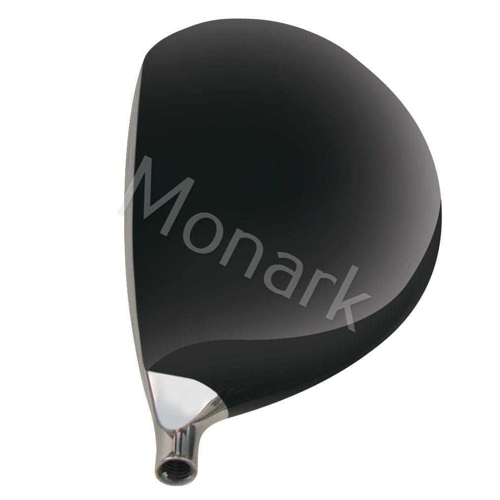 Custom-Built Geek Golf Dot-Com-This Titanium Driver