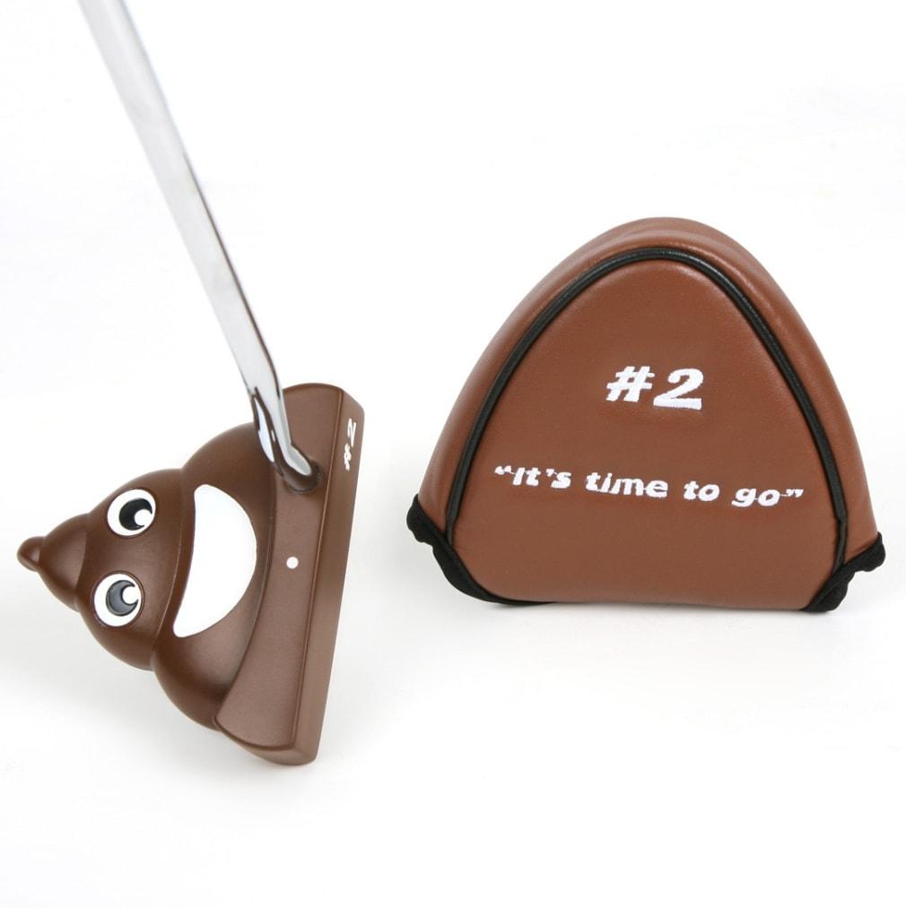"""Intech Golf #2 Poop Putter Built 35"""" RH"""