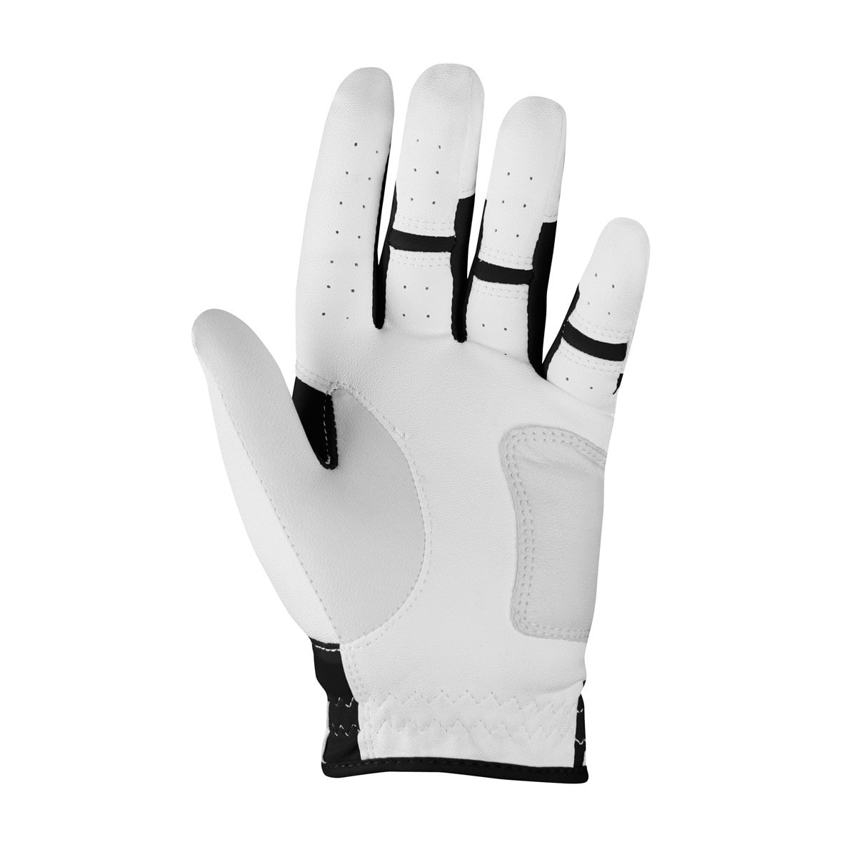 Intech Junior Golf Glove - Black/White