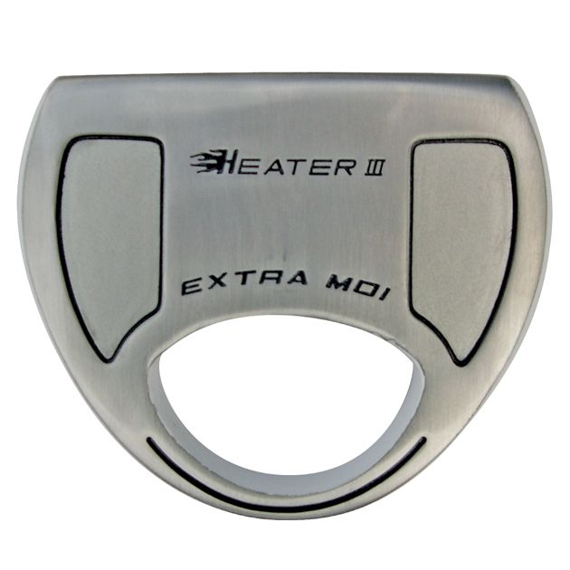 Custom-Built Heater III Extra MOI Putter Left Hand