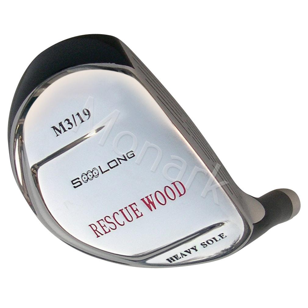 SoooLong Rescue Wood Golf Club Head