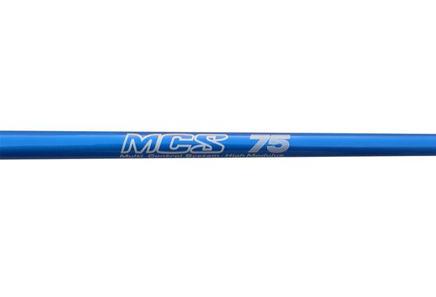 MCS 75 Graphite Iron Blue