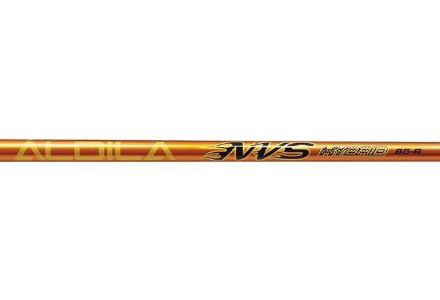 Aldila NVS 85 Orange Graphite Hybrid Shafts
