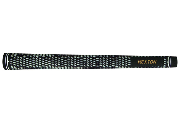 Rexton Velvet Midsize Black/White (+1/32) Grip