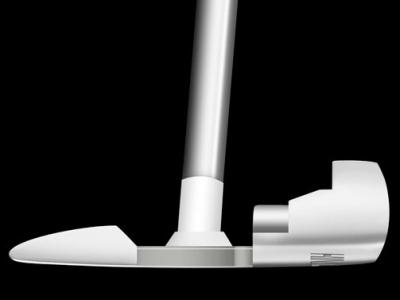 Custom-Built Dynacraft Hindsight Putter