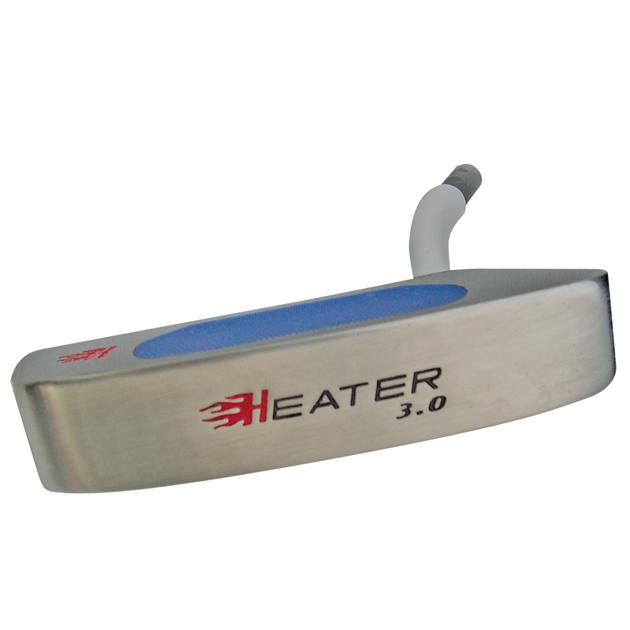 Custom-Built Heater 3.0 White Blade Putter