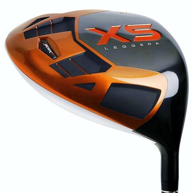 Custom-Built Acer XS Leggera Titanium Driver