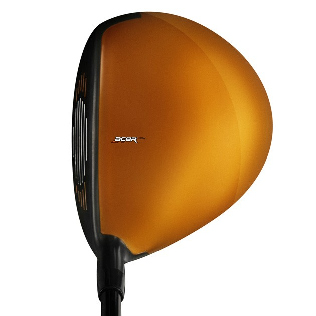 Custom-Built Acer XS Titanium Fairway Wood