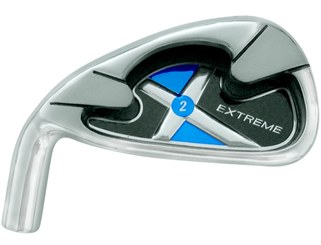 Custom-Built Extreme-2 Iron Set RH