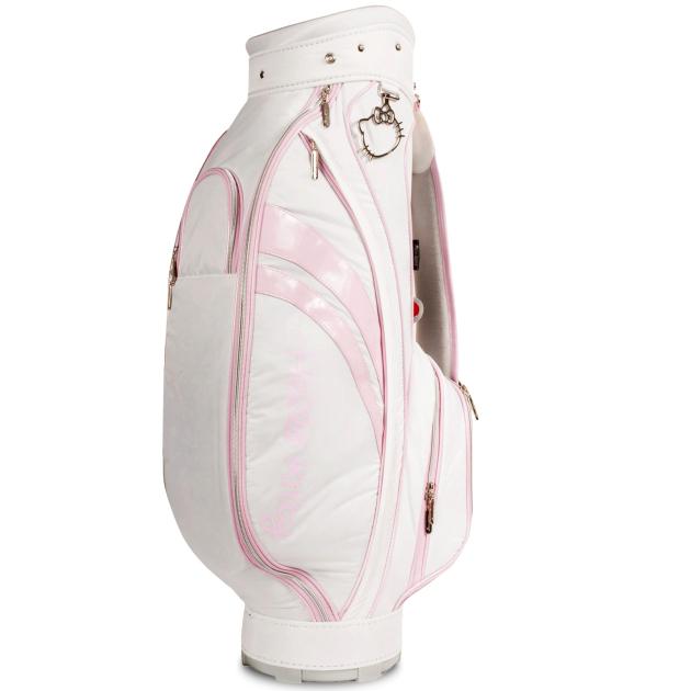 Hello Kitty Diva Cart Bag - White