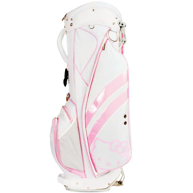 Hello Kitty Diva Stand Bag - White