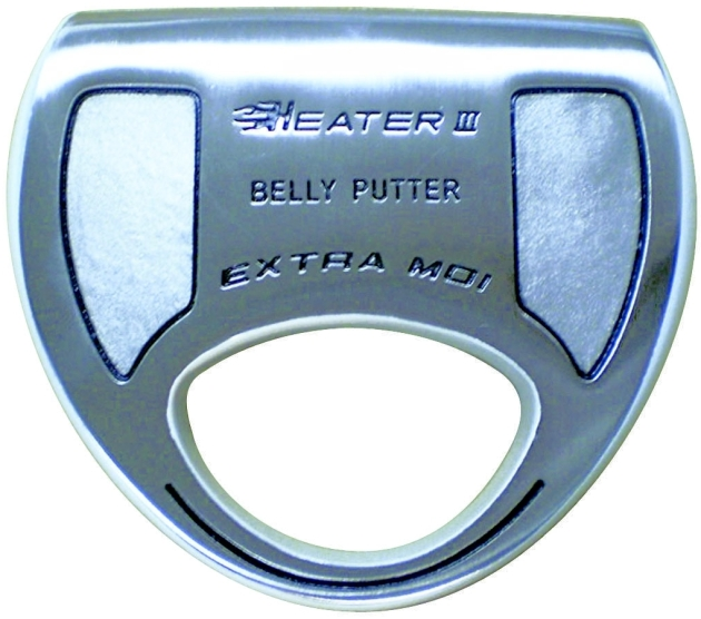 Heater III Extra MOI Long Putter Component Kit LH