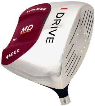 i-Drive MD Titanium Driver Head RH