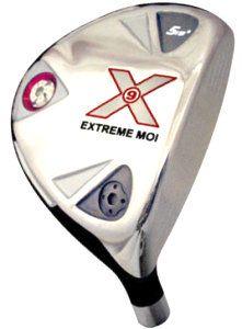 X9 Extreme MOI Fairway Wood Head RH