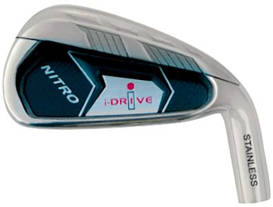 i-Drive Nitron Iron Head RH