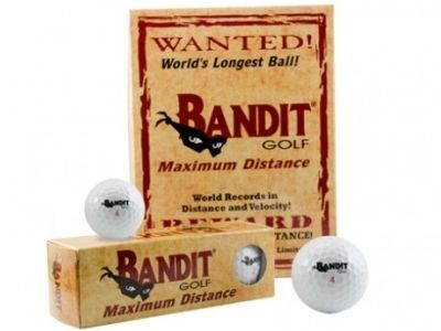 Bandit Illegal Distance Golf Balls - Dozen