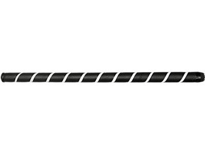 19-Inch Round Belly Putter Grip Black/White
