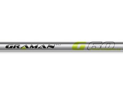 Graman Professional Series G60 0.335 Graphite Shaft